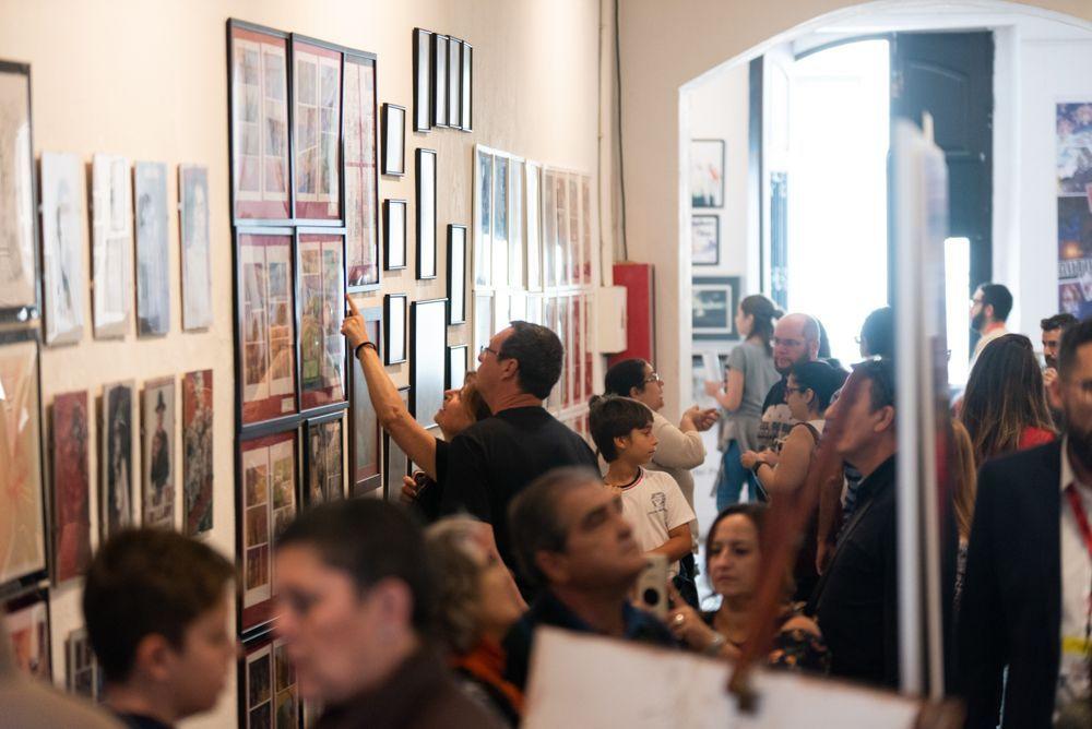 El XVI Salón de Cómic pone a punto sus exposiciones