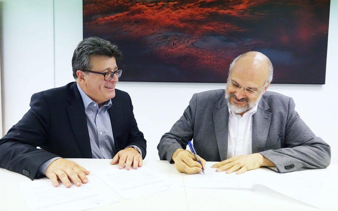 Firmado el protocolo marco de nuestro Salón del Cómic