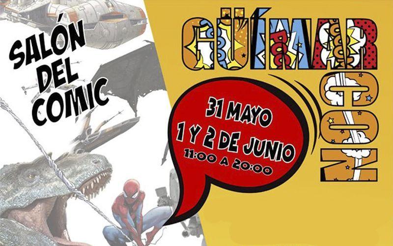 La Fundación Cine + Cómics patrocina la Güímar-Con