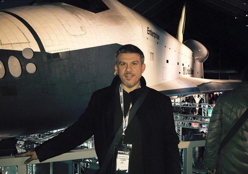 Salvador Larroca, nuevo invitado del Salón