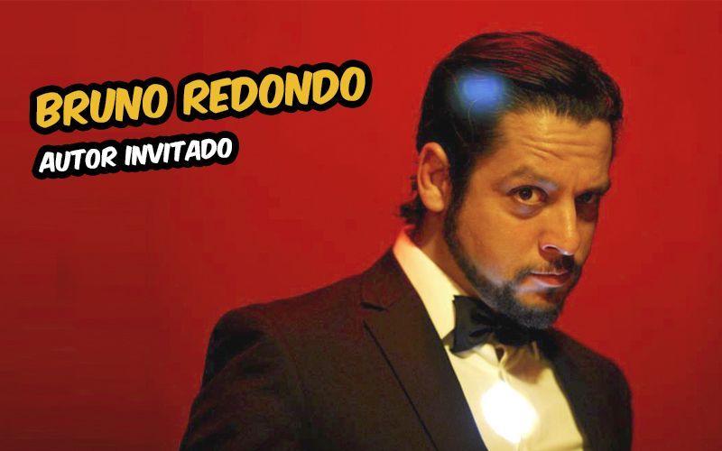 Bruno Redondo estará en Santa Cruz Cómic
