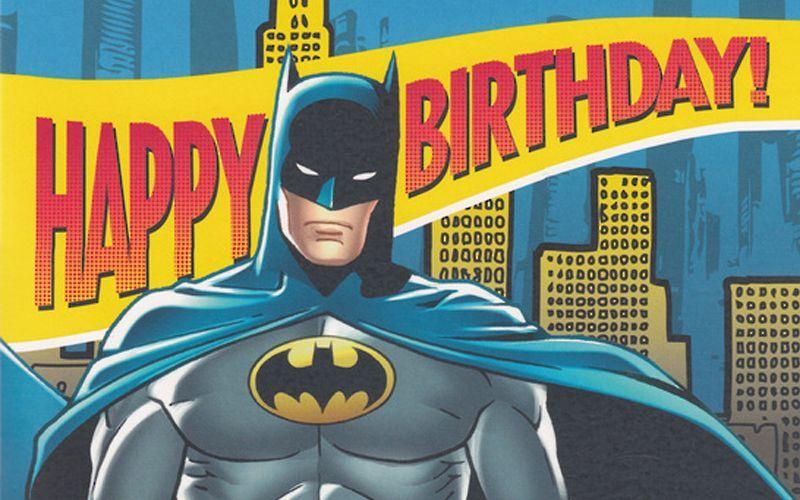 El Salón celebra el 80 cumpleaños de Batman
