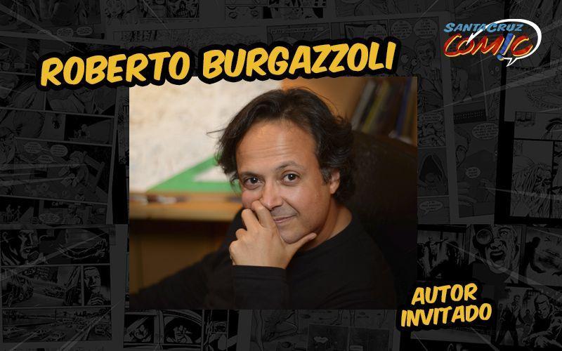 Roberto Burgazzoli, nuevo artista invitado
