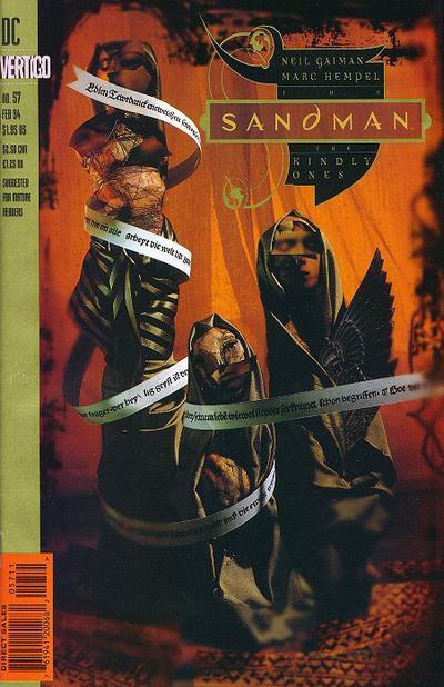 The Sandman, una exposición de portada